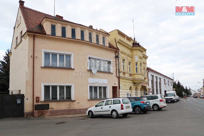 Prodej, rodinný dům 5+1, 951 m2, Kryry, ul. Pivovarská
