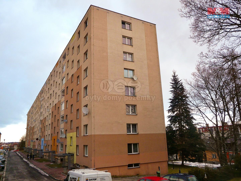 Prodej, byt 2+1, Svitavy, ul. Felberova
