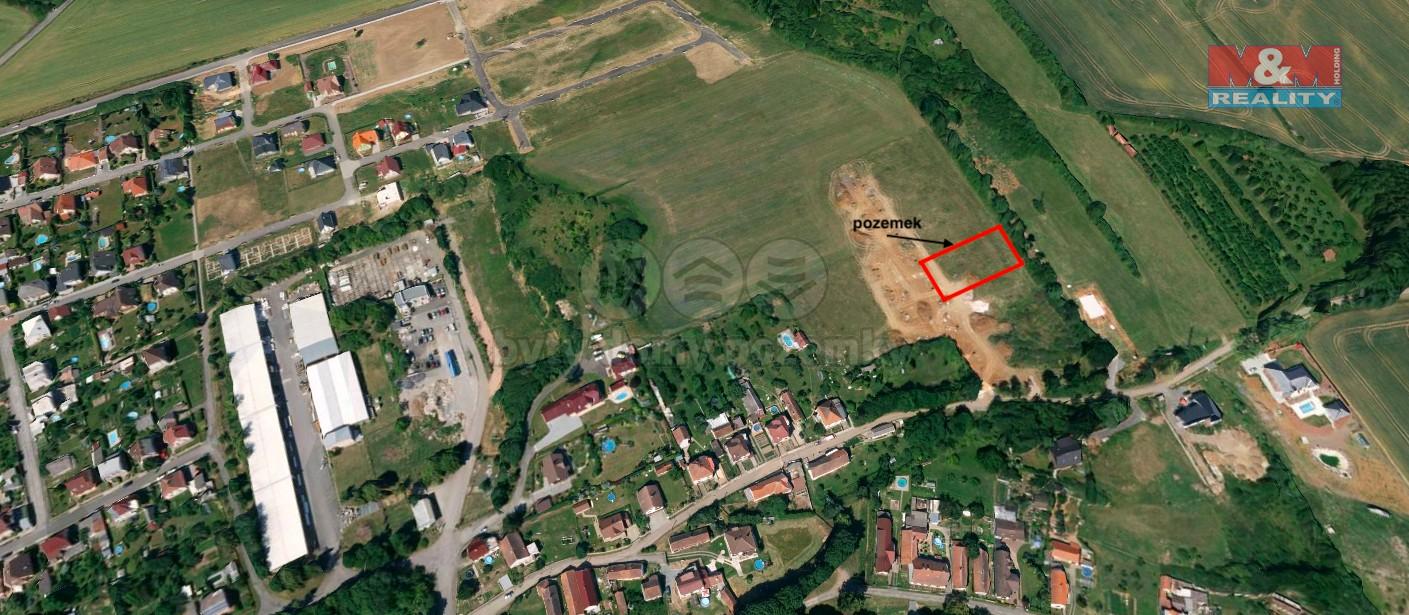 Prodej, stavební pozemek, 1142 m2, Příchovice u Přeštic