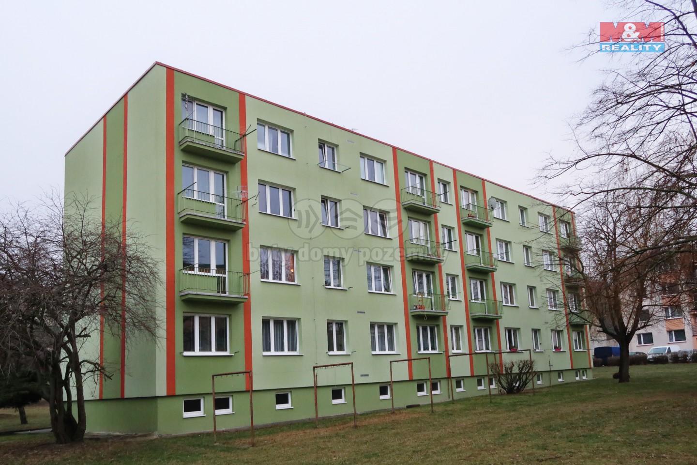 Prodej, byt 2+1, 53 m2, OV, Žatec, ul. Hájkova