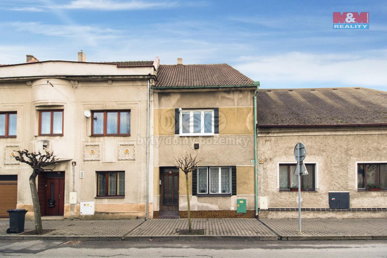 Budova (Prodej, rodinný dům, 128 m2, Pečky, ul. Petra Bezruče), foto 1/22