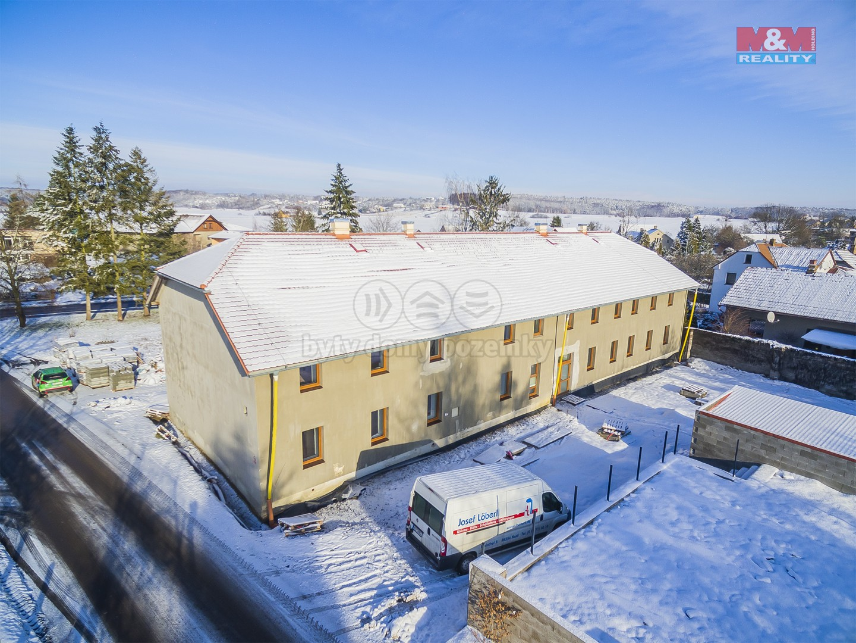 Prodej, byt 3+kk, 67 m2, Holice, ul. Hanzlova