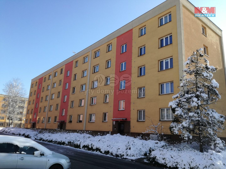 Pronájem, byt 2+1, Karviná, ul. Božkova