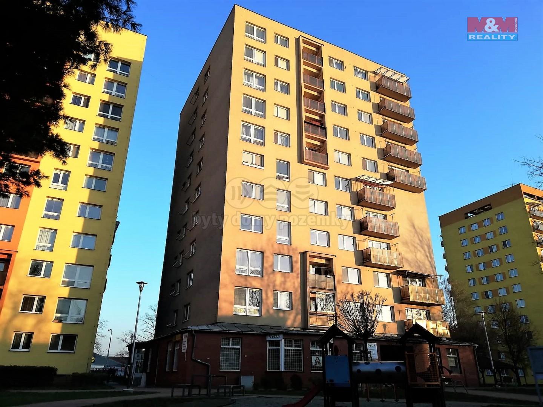 Pronájem, byt 1+kk, Ostrava, ul. Gen. Janka