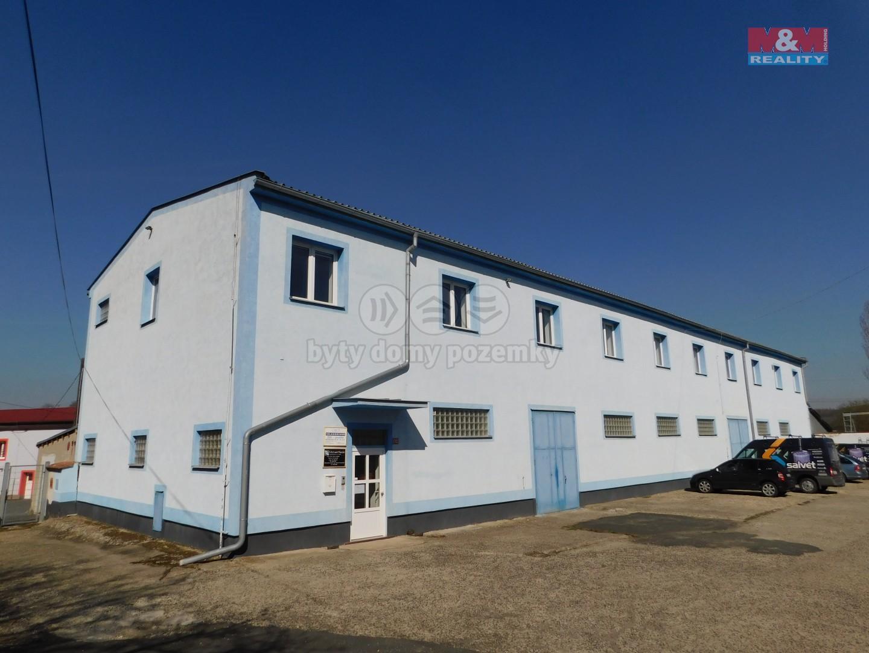Komerční objekt (Pronájem, obchodní objekt, 320 m2, Kadaň, ul. Polní), foto 1/16