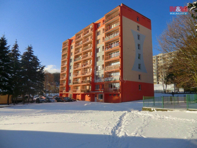 Pronájem, byt 2+1, 69 m2, OV, Litvínov, ul. Kopistská