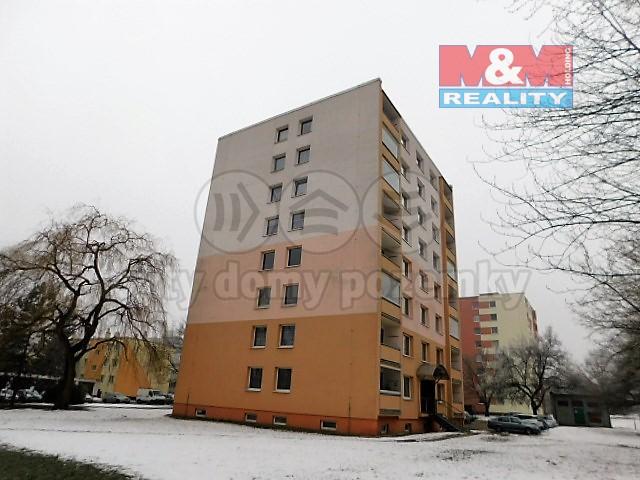 Prodej, byt 2+kk+L, 49 m2, OV, Litoměřice, Cihelna