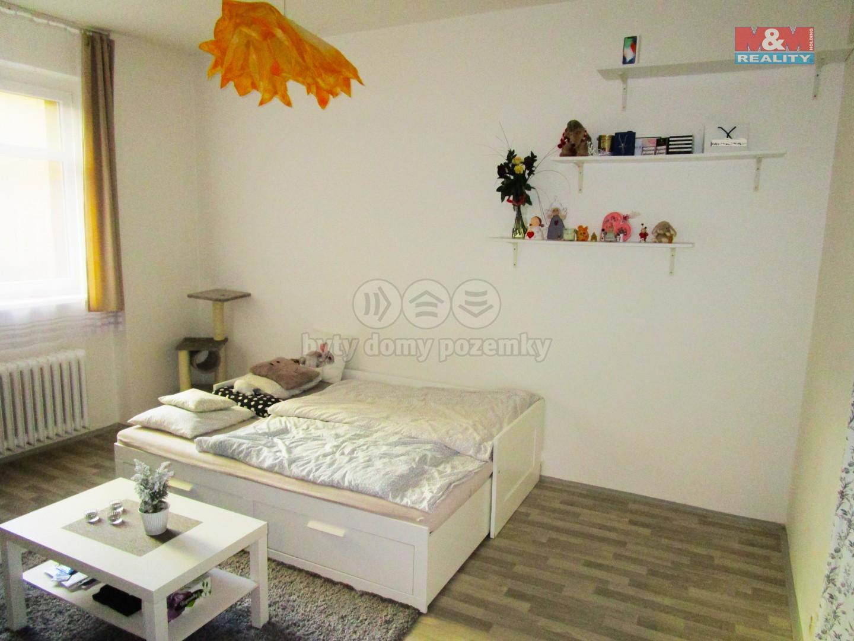 Podnájem, byt 1+kk, 34 m2, Brno, ul. Gorkého