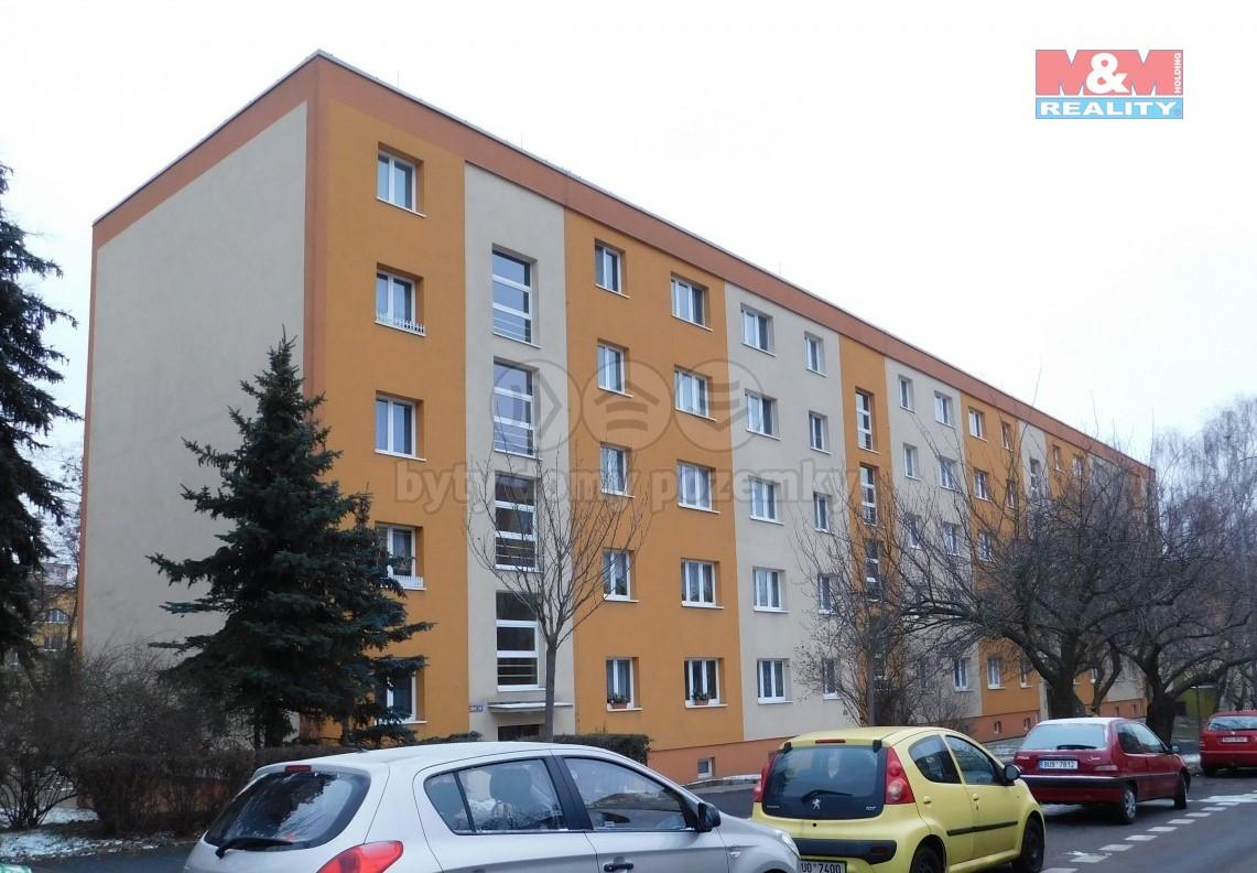 Prodej, byt 2+1, 54 m2, DV, Most, ul. Zdeňka Fibicha