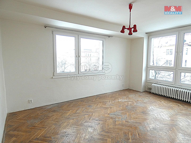 Pronájem, byt 2+1, 52 m2, Ostrava, ul. Nádražní