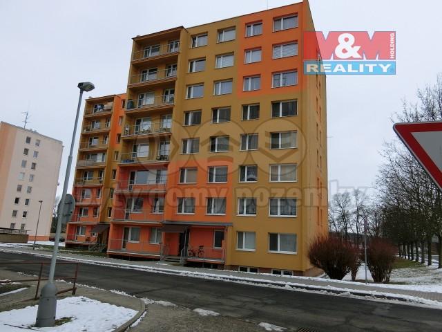 Prodej, byt 2+kk, I.NP, 40 m2, DV, Štětí, Litoměřická ulice