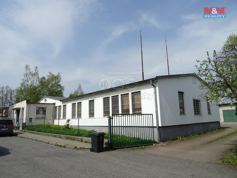 objekt (Pronájem, kancelář, 36 m2, Liberec), foto 1/8