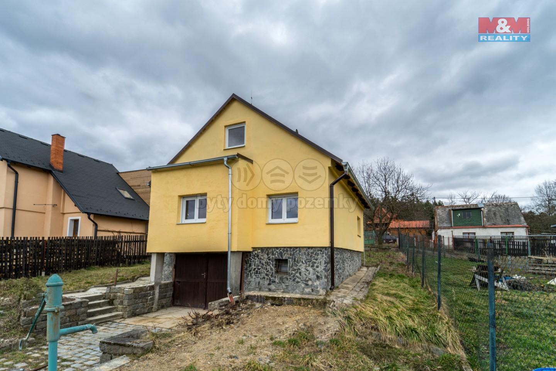 Prodej, chalupa 3+1, 110 m², Losiná u Plzně