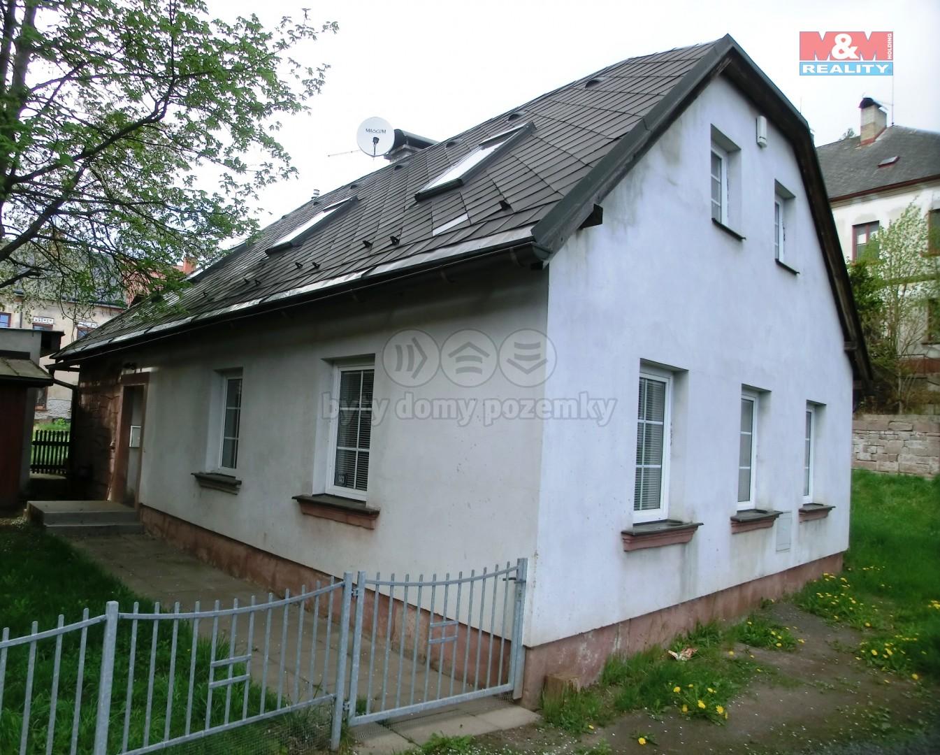 (Prodej, rodinný dům, Lomnice nad Popelkou, ul. Jeronýmova), foto 1/20