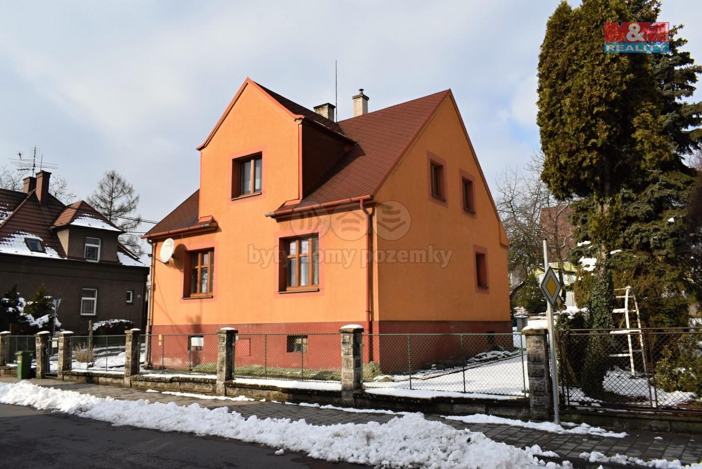 Prodej, rodinný dům 150 m2, Ostrava - Radvanice