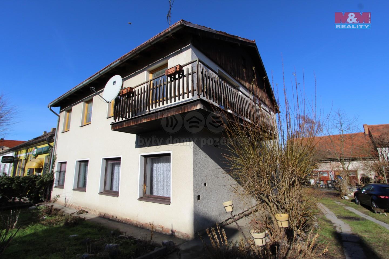 Prodej, rodinný dům, 190 m2, pozemek 795 m2, Holýšov