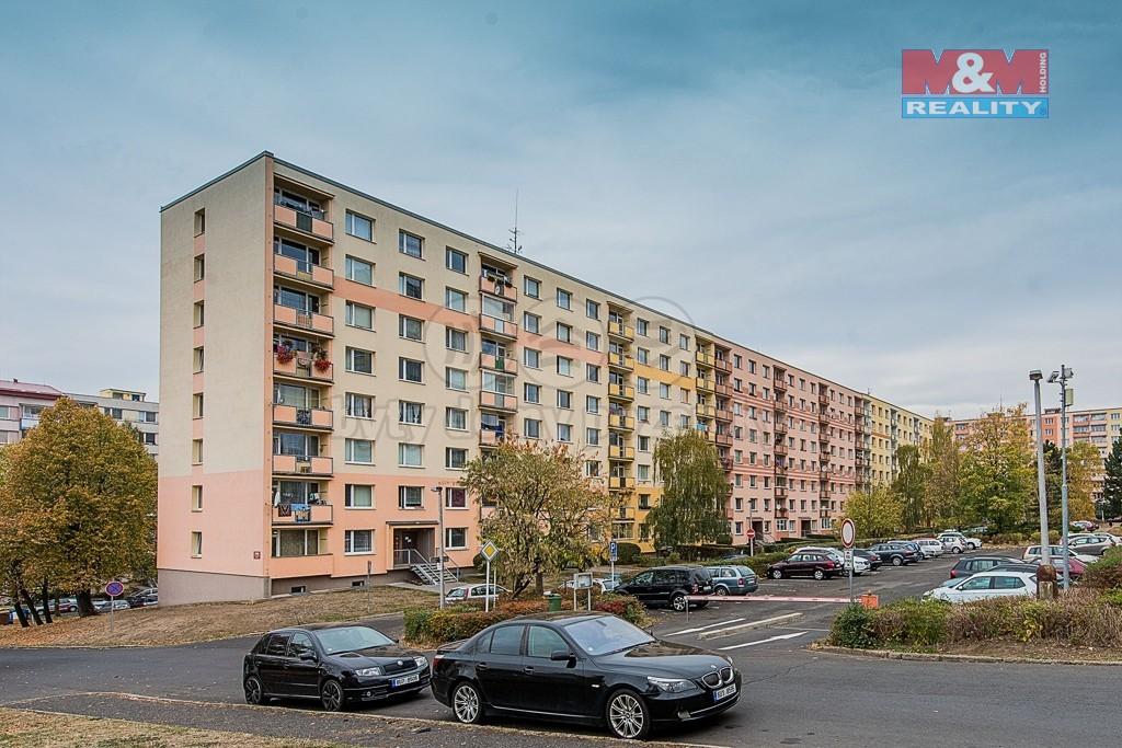 Prodej, Byt 2+1, OV, Ústí nad Labem, ul. Glennova