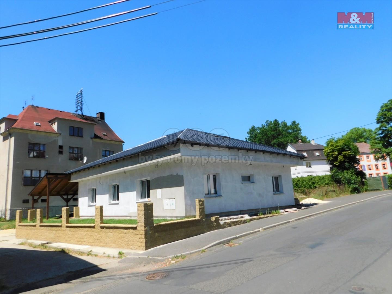 Prodej, rodinný dům, 4+1, 140 m2, Hranice u Aše