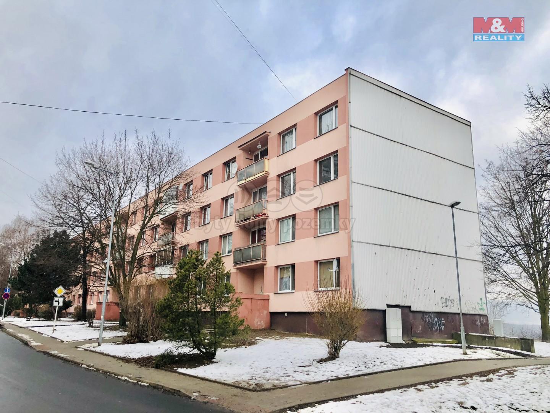 Prodej, byt 2+1, 49 m2, OV, Bílina, ul. Sídliště za Chlumem