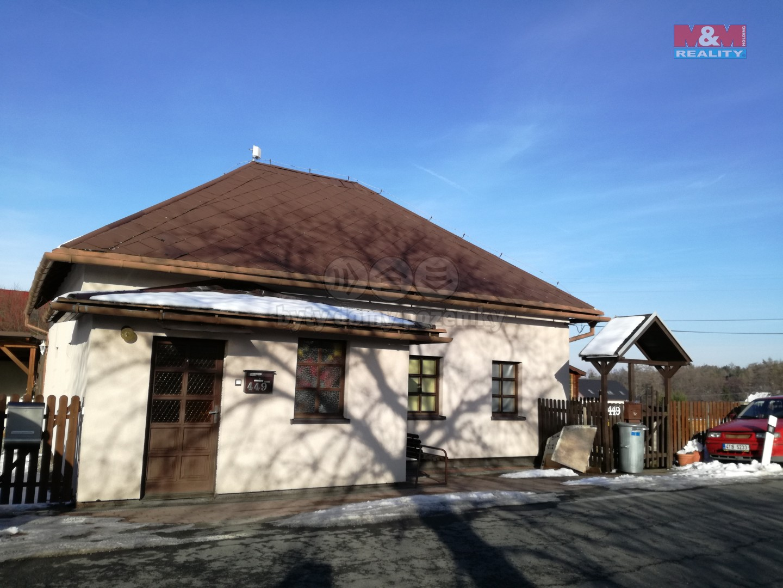 Pronájem, byt 1+kk, Václavovice, ul. Vratimovská