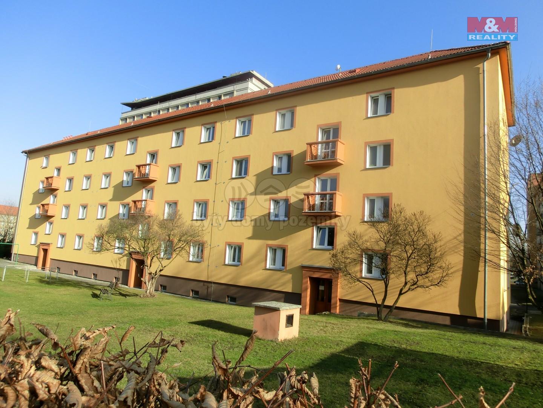 Prodej, byt 2+1, 58 m2, OV, Most, ul. Konstantina Biebla