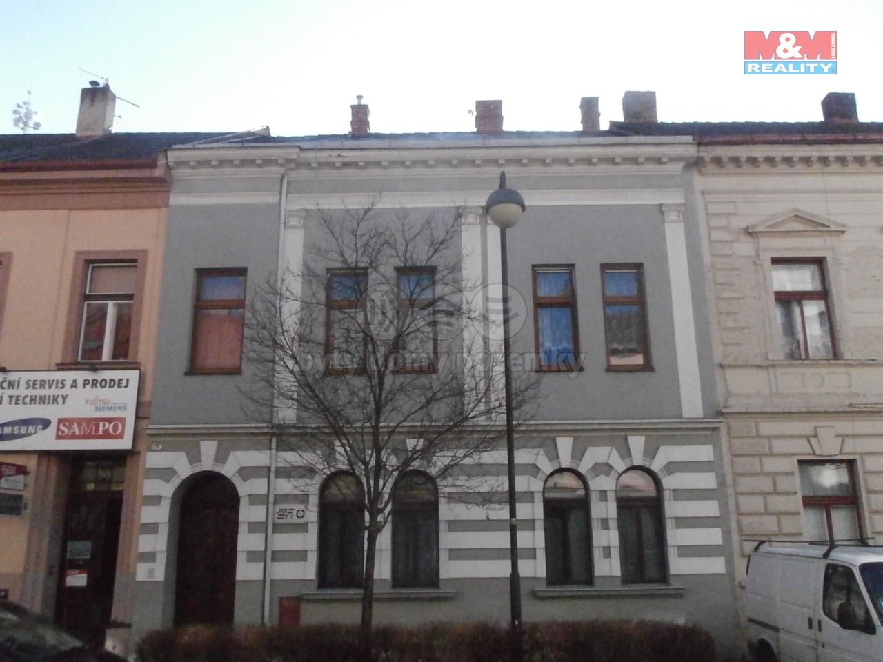Prodej, rodinný dům, Pardubice, ul. Hronovická
