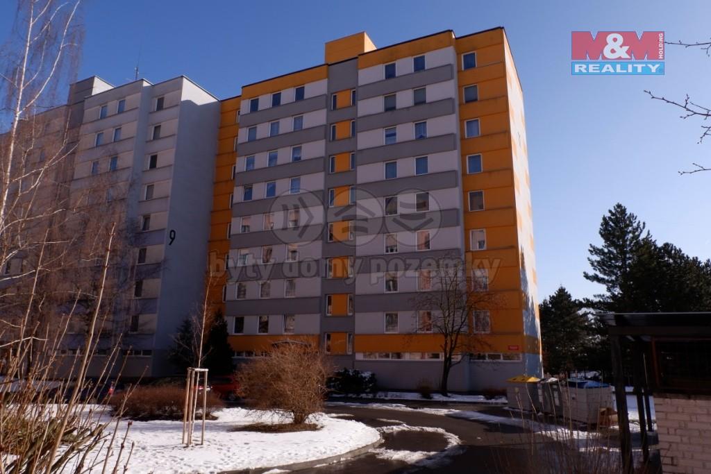 Prodej, byt 2+kk, 44 m2, České Budějovice, ul. Netolická