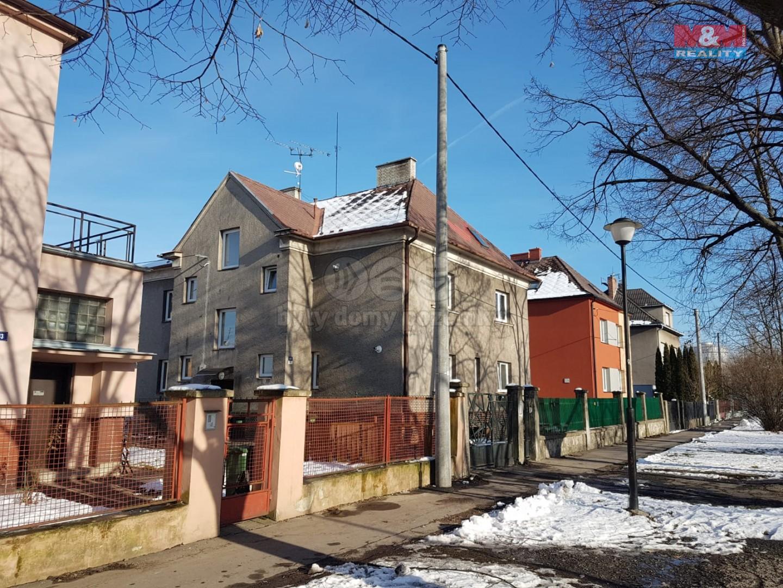 Pronájem, byt 3+kk, 65 m2, Ostrava, ul. Železárenská
