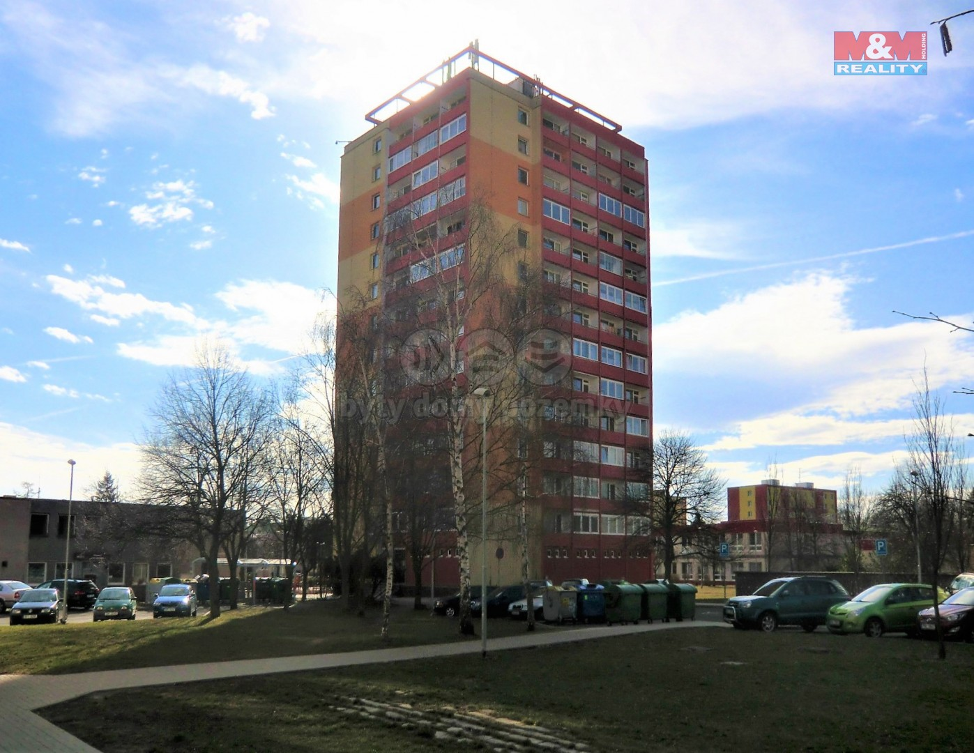 Dům (Prodej, byt 3+1, 61 m2, OV, Chomutov, ul. Seifertova), foto 1/15