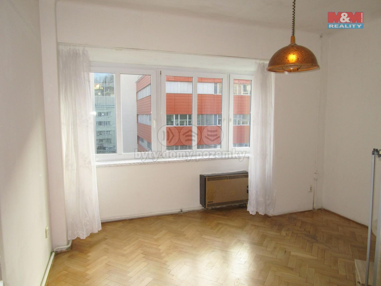 Pronájem, byt 1+kk, 32 m2, Brno, ul. Anenská