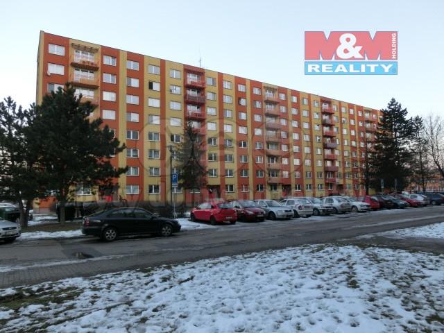 Prodej, byt 1+1, 42 m2, Orlová, ul. Masarykova