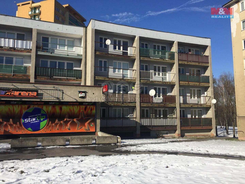 Pronájem, byt 2+kk, 46 m2, Havířov, ul. 17. listopadu