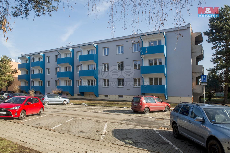 Dům (Prodej, byt 3+1, 72 m2, Modřice, ul. Sadová)