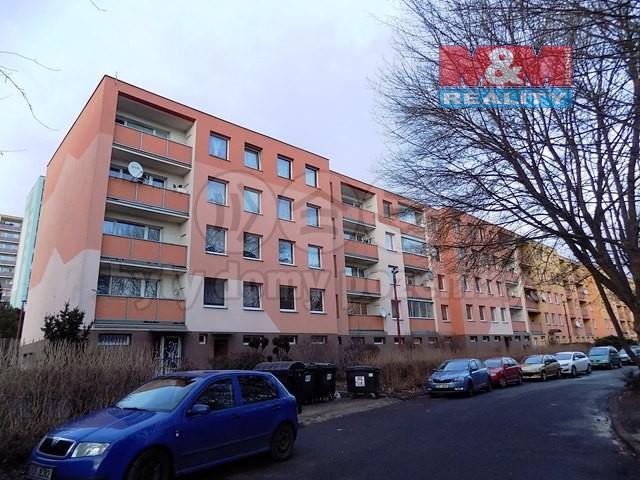 Prodej, nebytový prostor, 37 m2, Ústí nad Labem, ul. A.České