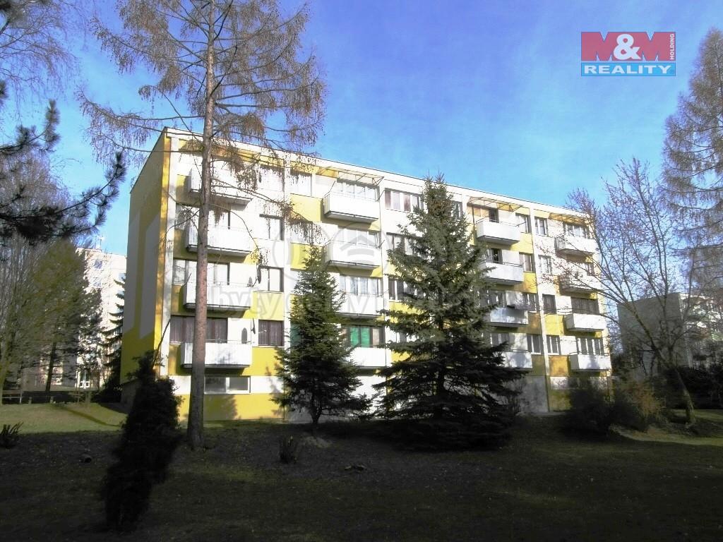 Prodej, byt 1+kk, 32 m2, Nové Město nad Metují