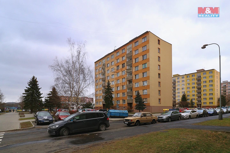 Prodej, byt 3+1, Louny, ul. Kosmonautů