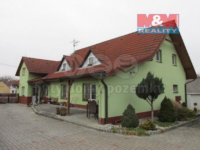 Prodej, rodinný dům 5+1, 320 m2, Nevřeň