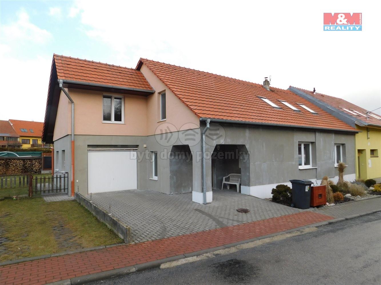 Prodej, rodinný dům 7+2, Říčany