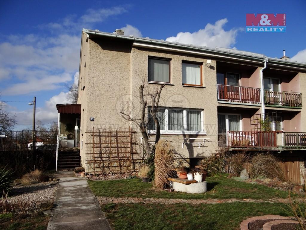 Prodej, byt 3+1, 88 m2, Dašice, ul. Velkolánská, garáž