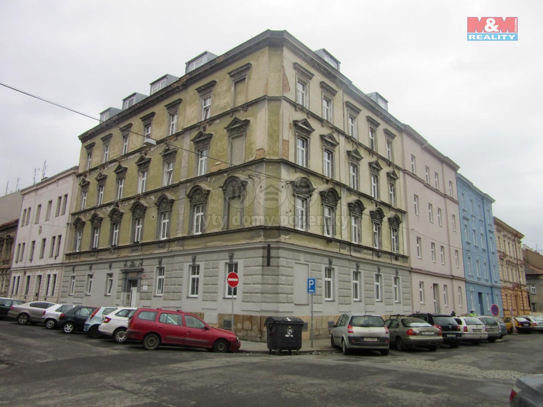 Pronájem, byt 1+1, 33 m2, Plzeň, ul. Božkovská