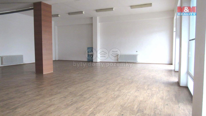 Pronájem, kancelářské prostory, Ostrava