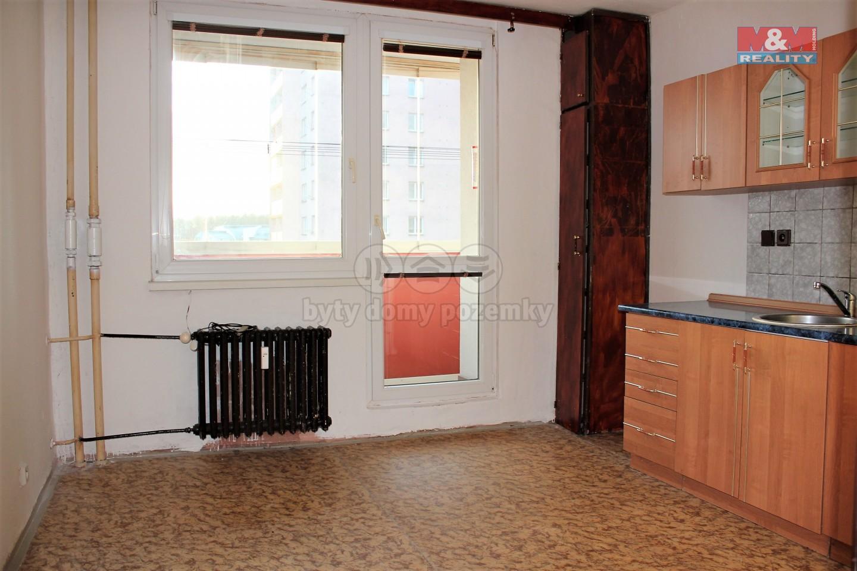 Prodej, byt 3+1, 65 m2, Ostrava - Dubina, ul. Zdeňka Bára