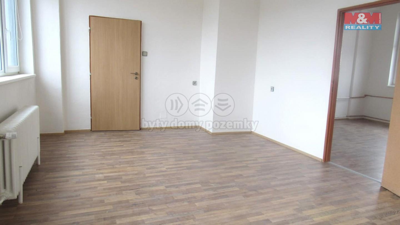 Pronájem, kancelářské prostory, Slezská Ostrava