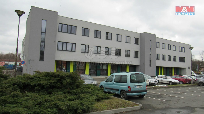 Pronájem, komerční prostory, Slezská Ostrava