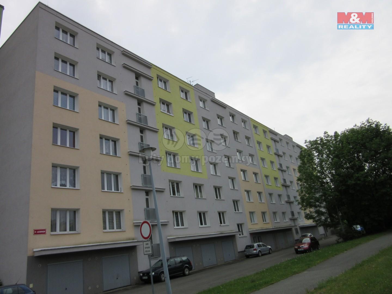 Pronájem, byt 3+1, 67 m2, Plzeň, ul. 17. listopadu