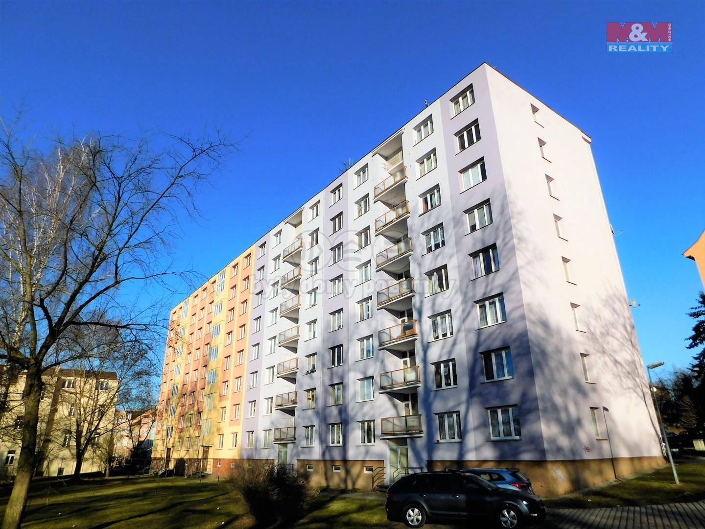 Pronájem, byt 2+1, 61 m2, OV, Cheb, ul. Svobody