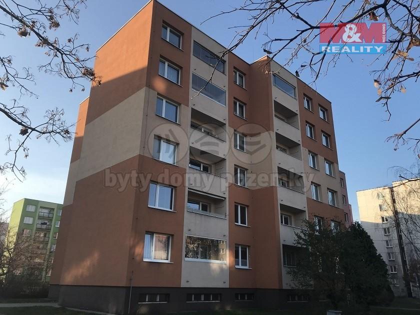 Prodej, byt 4+1, 80 m2, Ostrava - Dubina, ul. J. Maluchy