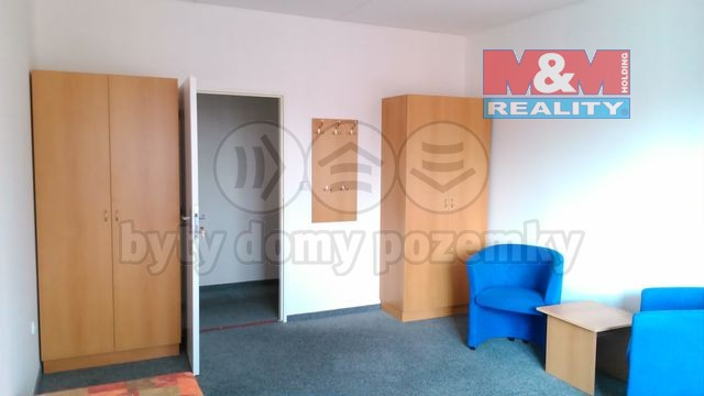 Pronájem, pokoj, 20 m2, Pardubice - centrum