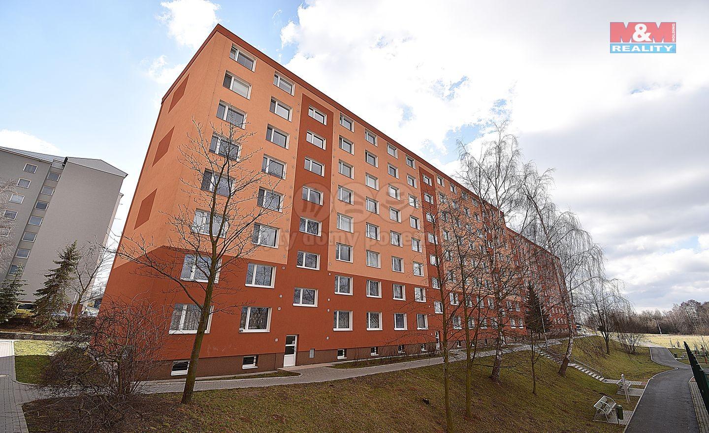 Prodej, byt 2+1, 60 m2, Hranice, ul. Nová