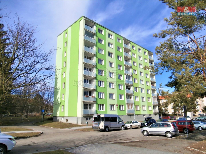 Pronájem, byt 3+1, Plzeň, ul. Baarova